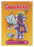 Wax Nft Topps Og Series 1 Scary Carrie Garbage Pail Kids Card25b /mint278