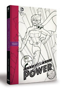 Signed Girl Power Gallery Artist Edition Amanda Conner And Palmiotti Supergirl Art