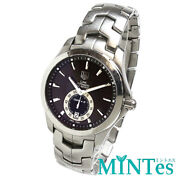 Tag Heuer Link Caliber Menand039s Watches Automatic Wjf211c Tea Dial Silver Mens