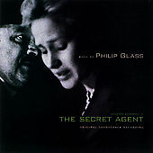 Philip Glass/michael Riesman - The Secret Agent [soundtrack] Used - Very Good Cd