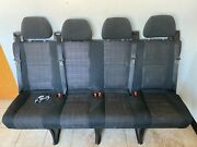 Sprinter Cloth Bench Seat For 4