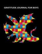 Gratitude Journal For Boys The Unofficial Lego Blocks Dragon Notebook Daily...