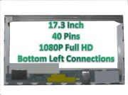Auo B173hw01 V.5 Screen Replacement For Laptop New Led Fullhd Matte Lcd