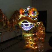 New Led Light Lion Dance Lion Dancing Costume Chinese Festival Cosplay Costumes
