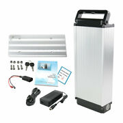 36v 48v Electric Bicycle Ion Battery For 250w1000w Trek Mountain Bike Rear Rack