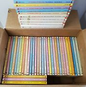 Large Lot Of Over 40 Vintage 1980s-90s Paperback Babysitters Club Books