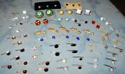 Great Variety 29 Sets Vintage Tuxedo Studs Many Designs And Decorations