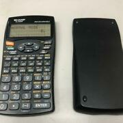 Sharp El 5250f Programable Console Only Abacus Calculator Soroban [h]
