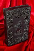 Super Rare New-old-stock Littlefield Parsons And Co Daguerreotype Case C1857