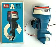 Ls Yamaha 85 Toy Outboard Motor Type A Rare Made In Japan / The Motor Works.