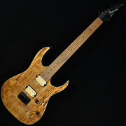 Ibanez Rg421hpam Antique Brown Stained Low Gloss S/n I210130264 Limited Edition