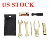 Motorcycle Vintage Tool Kit For Suzuki Ds Gs Rv T500 Gt750 Lt80 Rv90 125 Replace