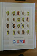 Lot 23857 Stamp Collection Western Europe Souvenir Sheets.