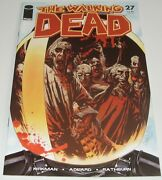 Walking Dead No 27 Image Comic From April 2006 First Governor Key Issue Adlard