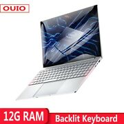 Notebook Laptop With Backlit Keyboard Ips Display Windows 10 For Students Office