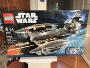 Lego Star Wars 8095 General Grievous Starfighter New Sealed Retired 2010