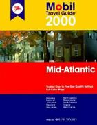 Mobil 2000 Travel Guide Mid-atlantic By Mobil Travel Guide Staff