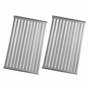 Mixrbbq 2 Pack Stainless Steel Gas Grill Grate For Solaire 27-inch Gxl Grills