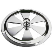 Sea-dog Stainless Steel Butterfly Vent - Center Knob - 4 331440-1