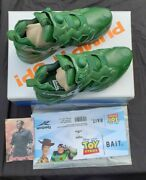 Bait Reebok Toy Story Instapump Fury Green Army Man Variant Shoes New In The Box