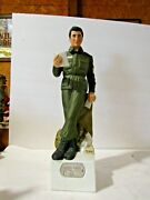 Mccormick Musical Elvis Presley Sargent Elvis In The Army Decanter