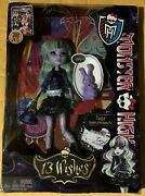 New Monster High Twyla Daughter Of The Boogey Man 13 Wishes