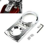Dash Panel Cover With Hardware For 1993–2003 Harley Dyna Wide Glide Fxdwg