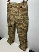 Crye Desert Tiger Stripes G3 Field Pants 32l New Washed In Hand Ready To Ship