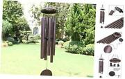 Wind Chimes Outdoor Deep Tone 45 In Memorial Wind Chimes Large 45 Bronze