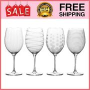 Cheers Bordeaux Red Wine Glass 24-ounce Set Of 4