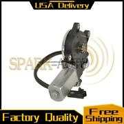 For 1984-1988 Nissan 200sx Front Right Power Window Motor