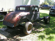 1934 Plymouth 5 Window Coupe Rat Rod