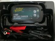 Battery Tender 6v/12v 4 Amp Lead Acid And Lithium Selectable Battery Charger
