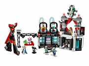 Lego 70809 The Lego Movie Plot To Control The World In Lord Business Evil Lair