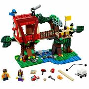 Lego 31053 Creator Treehouse Adventures 3-in-1 Model Clubhouse Or A Tree Fort