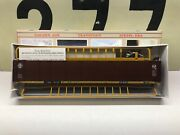 Walthers Ho Scale Atsf Santa Fe 89' Enclosed Auto Carrier 912148 Unassembled