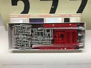 Walthers Ho Scale Atsf Santa Fe 305' Thrall 5 Unit Double Stack Car Unassembled