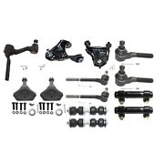 15661508 15661507 12471301 New Control Arm Ball Joint Suspension Kit Set Of 13