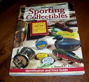 Warmanand039s Sporting Collectibles Lures Decoys Tackle Hunting Fishing Fish Book New