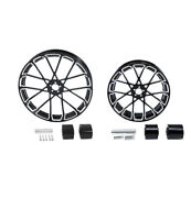 21 Front And 18and039and039 Rear Wheel Rim Hub Fit For Harley Electra Street Glide 2008-21