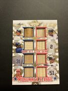 2021 Leaf Lumber Midsummer Classic 1998 All Star Game Mc-20 8 Players 🔥 1/1