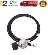 High Pressure Propane Regulator For Coleman Road Trip Grill Lxe Collapsible 5ft
