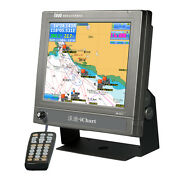 Xinuo 17 Inch Ais Class B And Gps Chart Plotter Hm-5917