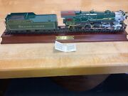 Mth O Scale 20-3102-1 Southern 4-6-2 Ps-4 Steam Locomotive And Tender Ob