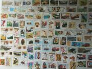 600 Different Cambodia Stamp Collection