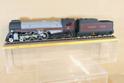 Ktm Kit Built O Scale Canadian Pacific Cp 4-6-4 Royal Hudson Loco 2861 Nk