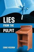 Lies From The Pulpit By Constance Wiedeman