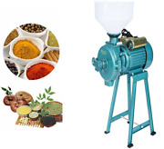 Multi-function Electric Animal Poultry Feed Mill Wet Dry Grinder Corn Rice 220v