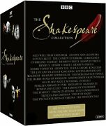 The Bbc Shakespeare Collection 38xdiscs Complete Series Region 4 New Dvd