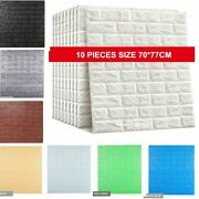 Room Wallpaper Living Wall Cover Brick Waterproof Decoration Houses Background